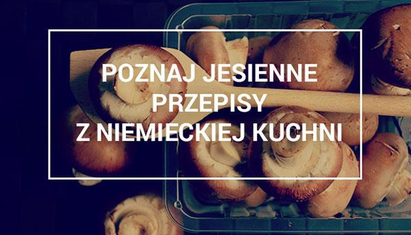 Poznaj przepisy z niemieckiej kuchni