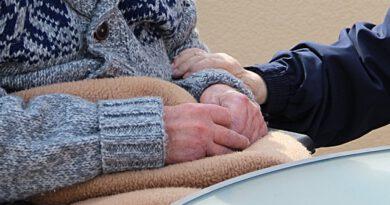 opiekun osób starszych w Niemczech